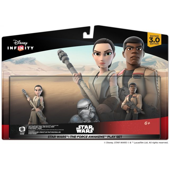 Disney Infinity Play Set (3.0 Edition): Star Wars The Force Awakens