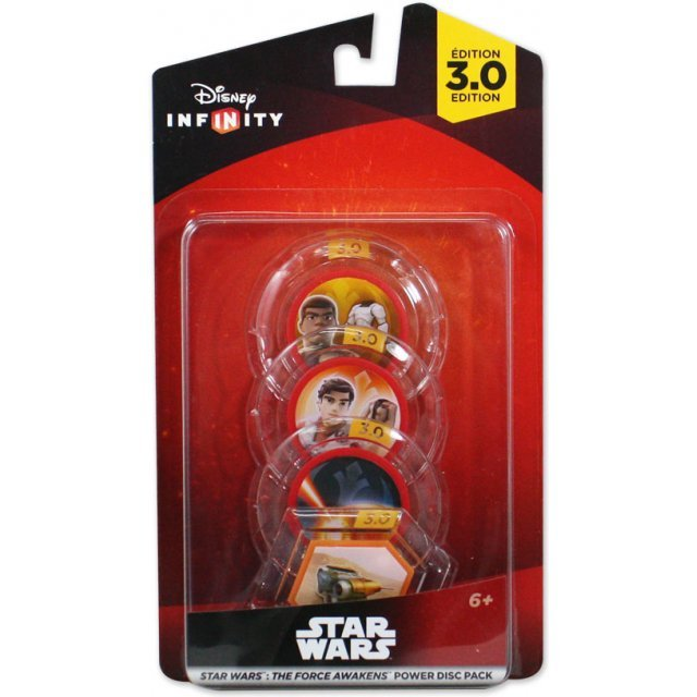 Disney Infinity: Star Wars The Force Awakens Power Disc Pack (3.0 Edition)
