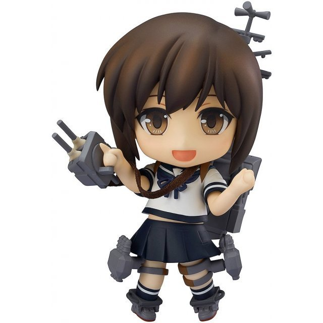Nendoroid No. 585 Kantai Collection: Fubuki Animation Ver.