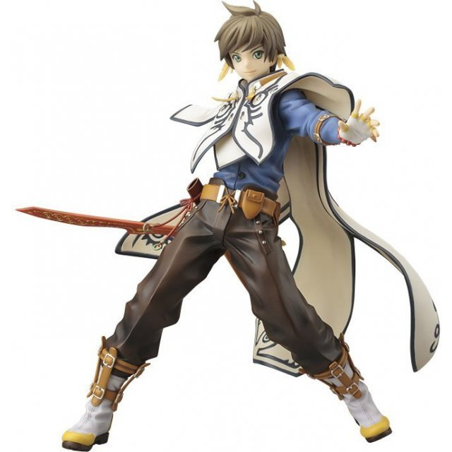 Tales of Zestiria 1/8 Scale Painted PVC Figure: Sorey (Re-run)