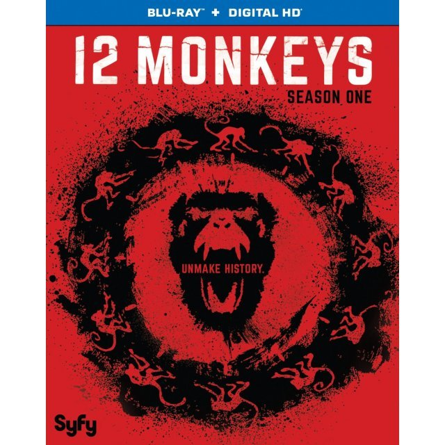 12 Monkeys: Season One [Blu-ray+Digital HD]