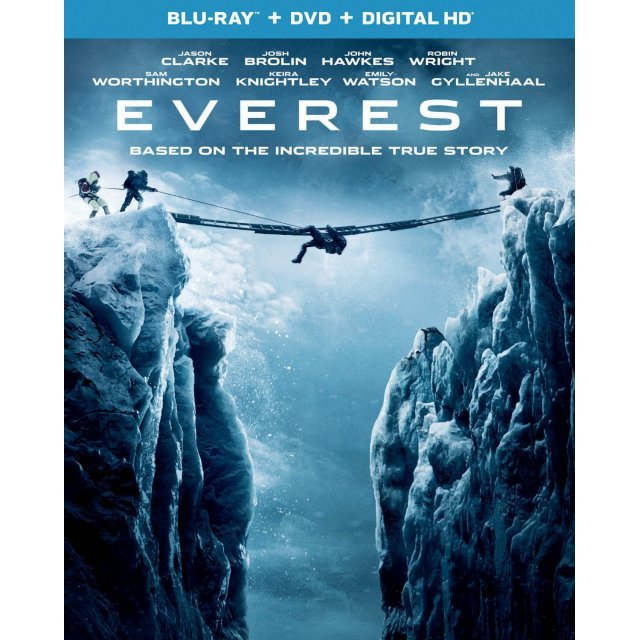 Everest [Blu-ray+DVD+Digital HD]