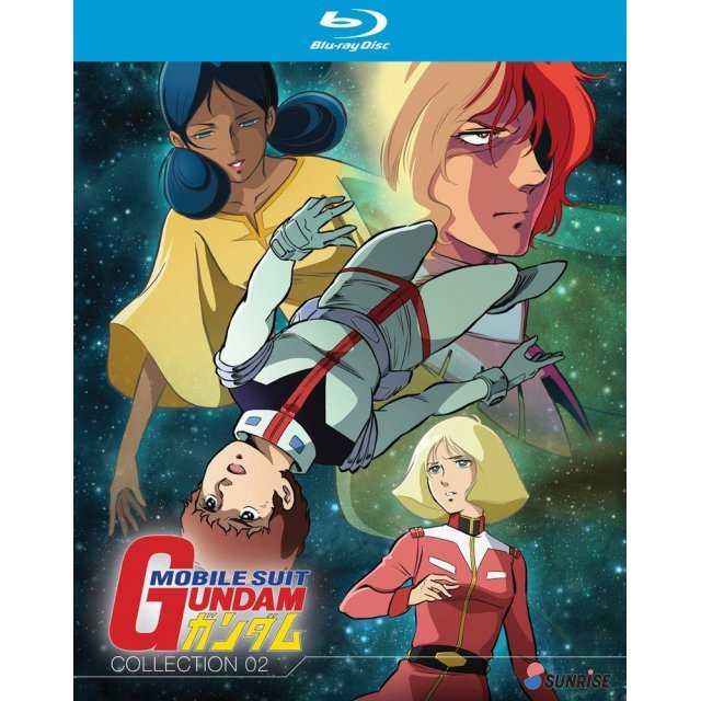 Mobile Suit Gundam: Collection 02