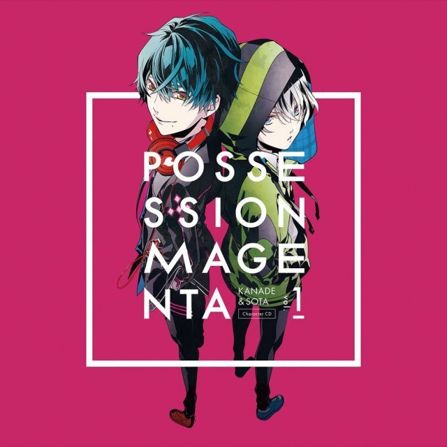 Possession Magenta Character Cd Vol.1 So And Sota