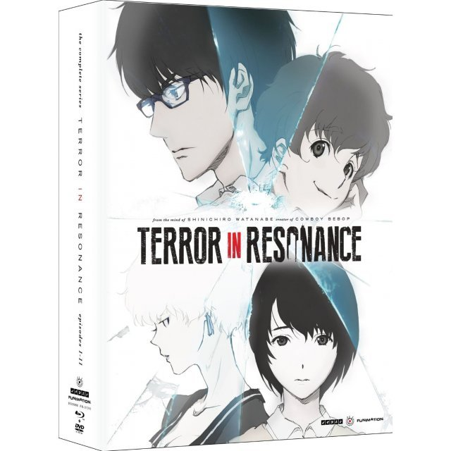 Terror in Resonance: Season One Complete Series (Limited Edition) [Blu-ray+DVD]