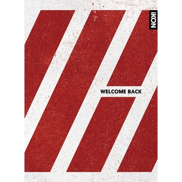 Welcome Back [2CD+2DVD+Photo Book Deluxe Edition]