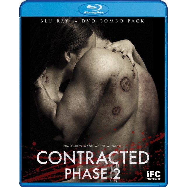 Contracted: Phase 2 [Blu-ray+DVD]