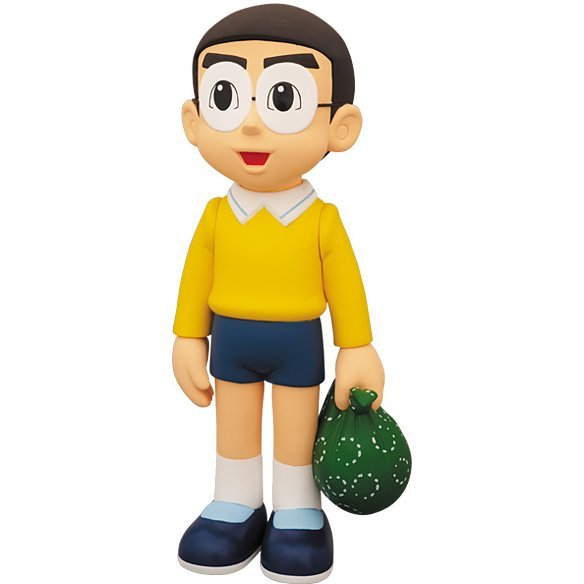 Doraemon Fujiko F Fujio Series 8 Ultra Detail Figure: Handsome Young Man Nobita