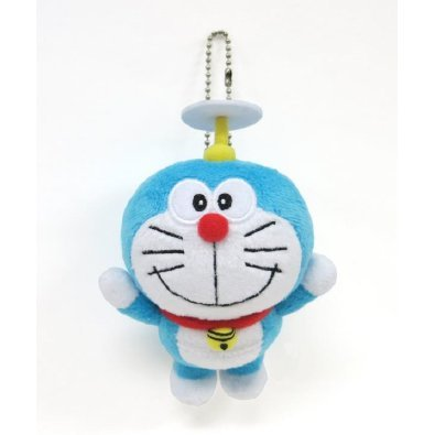 Doraemon Mini Mascot Plush: TakeCoptor