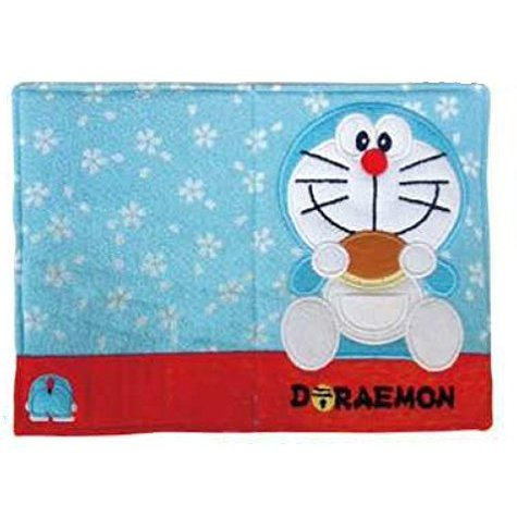Doraemon Passport Cover: Blue