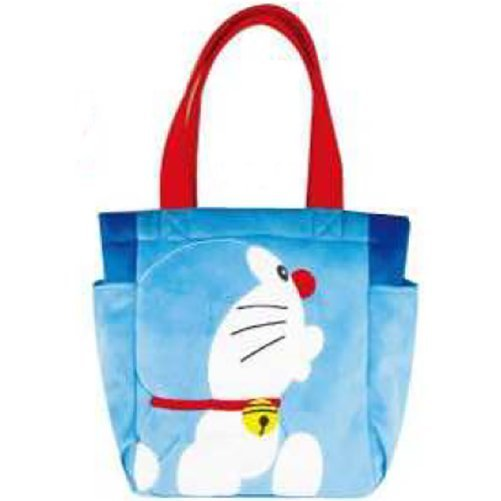 Doraemon Plush Tote Bag