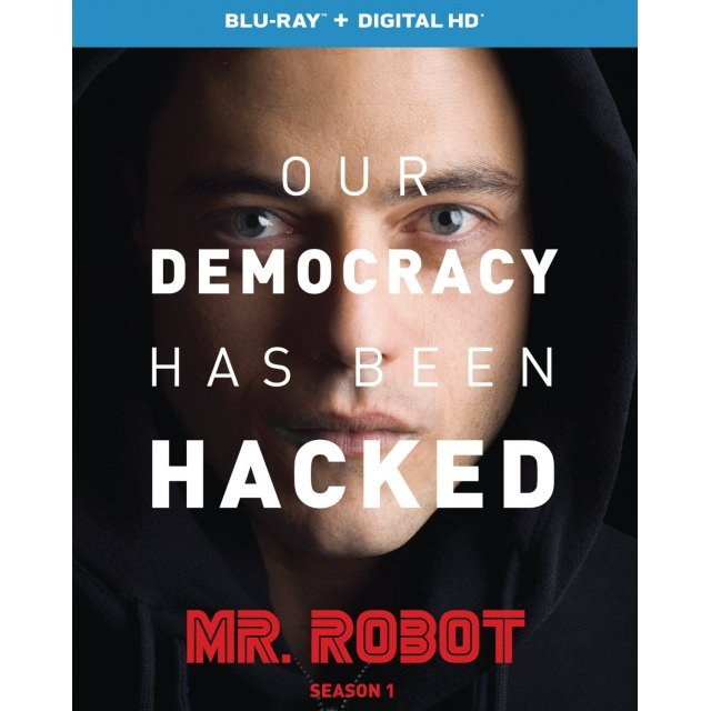 Mr. Robot: Season 1 [Blu-ray+Digital HD]