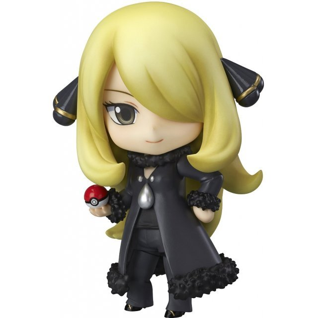 Nendoroid No. 507 Pokemon: Cynthia