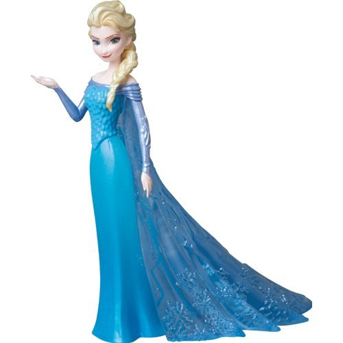 Ultra Detail Figure Disney Series 5 Frozen: Elsa