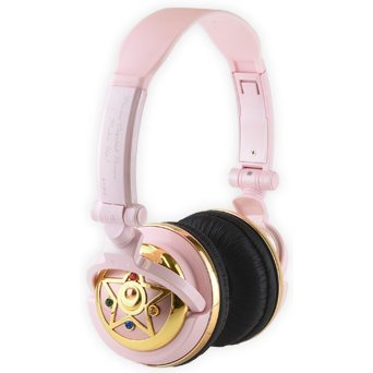 Bishoujo Senshi Sailor Moon Compact Stereo Headphone: Crystal Star Compact