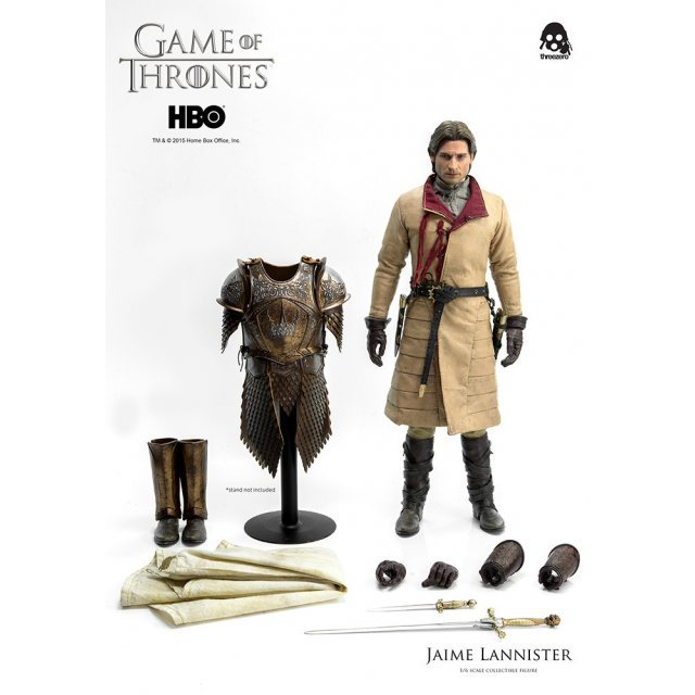 Game of Thrones 1/6 Scale Pre-Painted Figure: Jaime Lannister