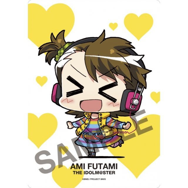 Minicchu The iDOLM@STER Mouse Pad: Futami Ami