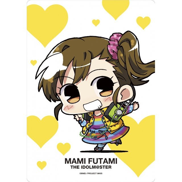 Minicchu The iDOLM@STER Mouse Pad: Futami Mami