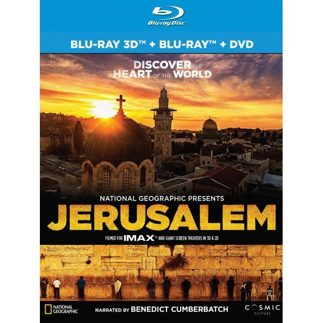 National Geographic: Jerusalem 3D