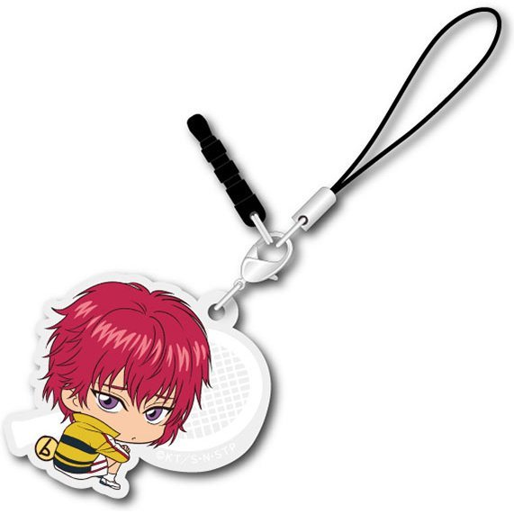 The New Prince of Tennis Bocchi-kun Acrylic Charm: Marui Bunta