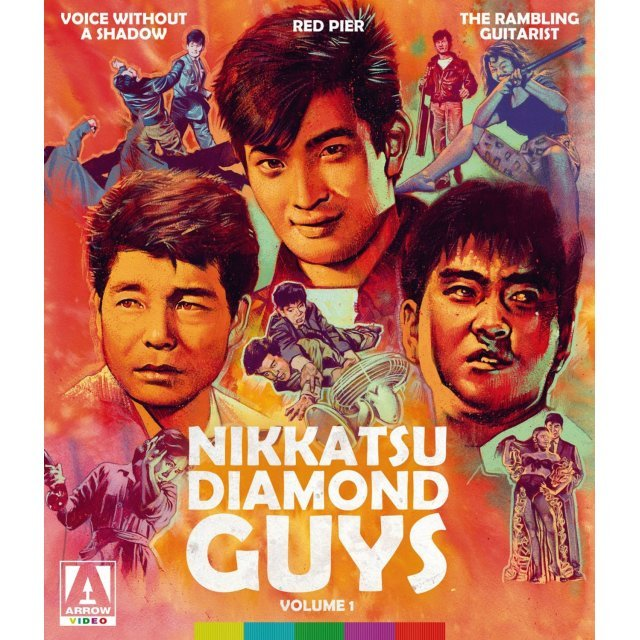 Nikkatsu Diamond Guys Volume 1 (Special Edition)