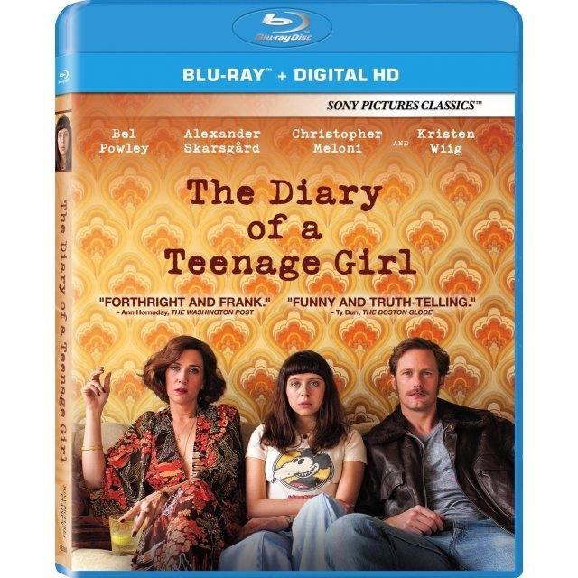 The Diary of a Teenage Girl [Blu-ray+UltraViolet]