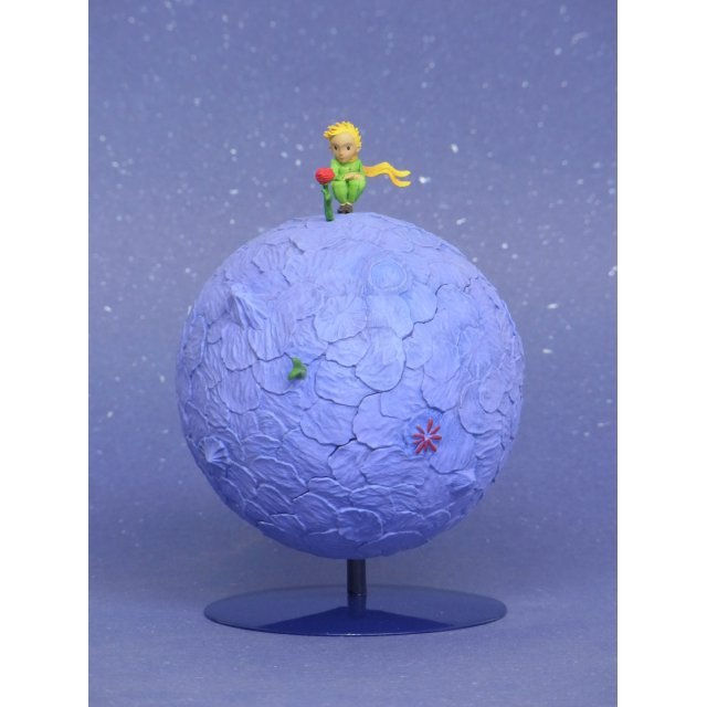 The Little Prince: Little Prince & Rose
