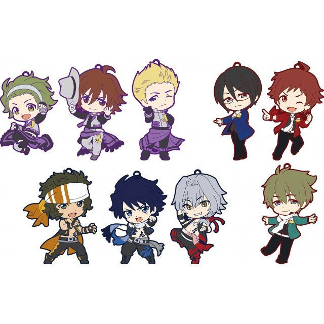 Toy's Works Collection Niitengomu! The Idolmaster SideM Vol. 1 (Set of 10 pieces)