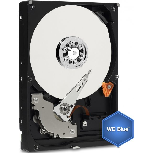 Western Digital WD Blue 3TB, SATA 6Gb/s