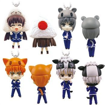 Fruits Basket: Kigurumi Mascot (Random Single)