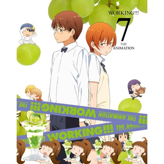 Working!!! Vol.7 [Blu-ray+CD Limited Edition]