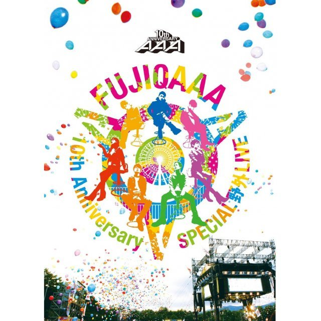 10th Anniversary Special Yagai Live In Fuji-Q Highland [Limited Edition]