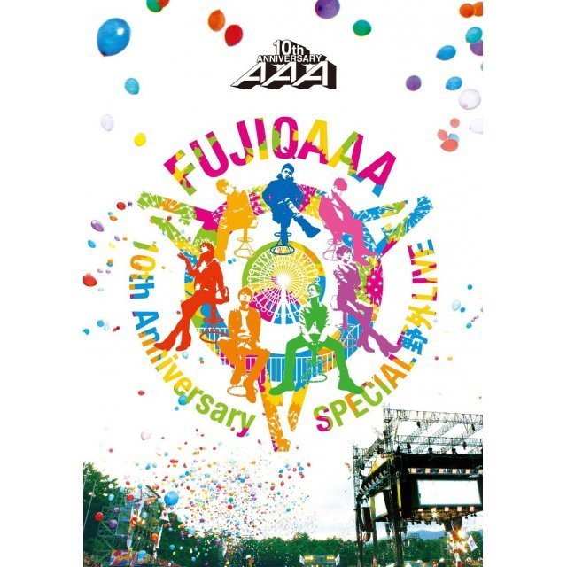10th Anniversary Special Yagai Live In Fuji-Q Highland