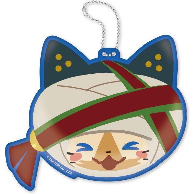 Monster Hunter X Diecut Coin Case: Werder Neko