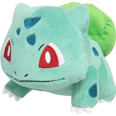 Pocket Monsters All Star Collection Plush: Bulbasaur (S)