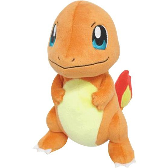 Pocket Monsters All Star Collection Plush: Charmander (S)