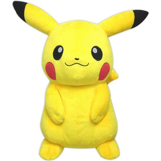 Pocket Monsters All Star Collection Plush: Pikachu (M)
