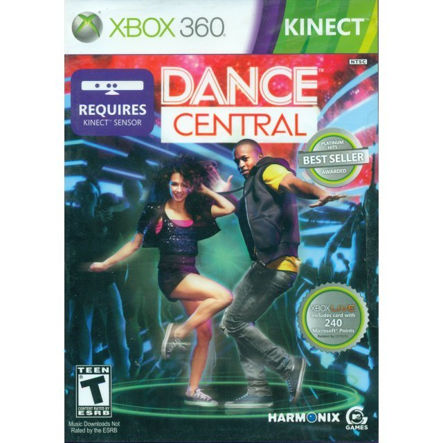 Dance Central (Platinum Hits)