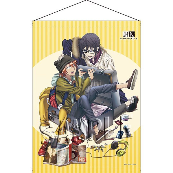K Return of Kings B2 Wall Scroll: B