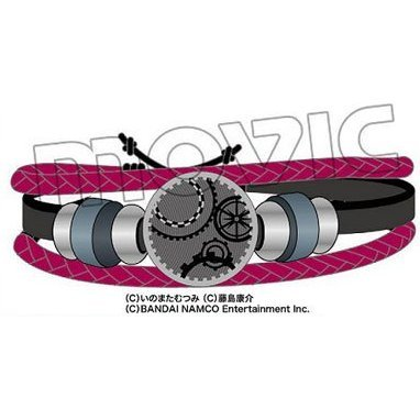 Tales of Series Leather Bracelet E: Tales of Xillia 2