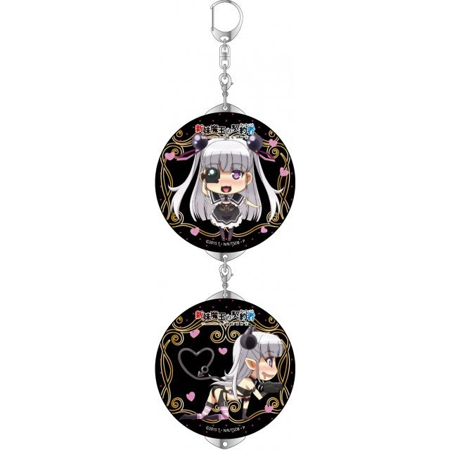 The Testament of Sister New Devil Burst Can Key Chain: Deformed Maria
