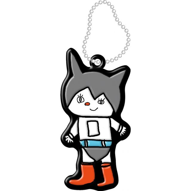 Astro Boy Rubber Mascot Keychain (Set of 12 pieces)