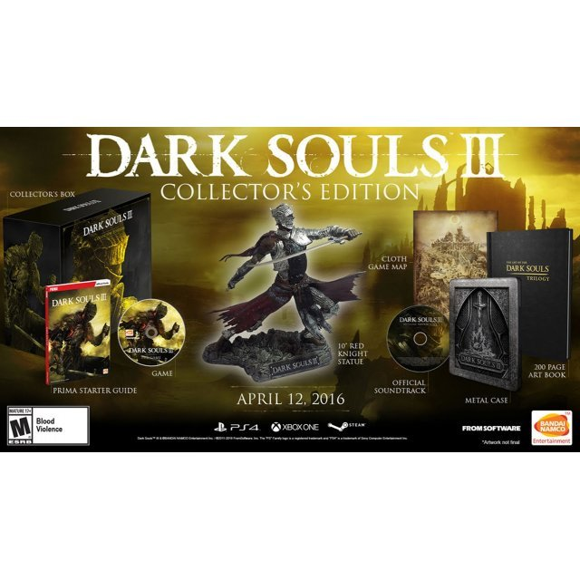 Dark Souls III (Collector's Edition)