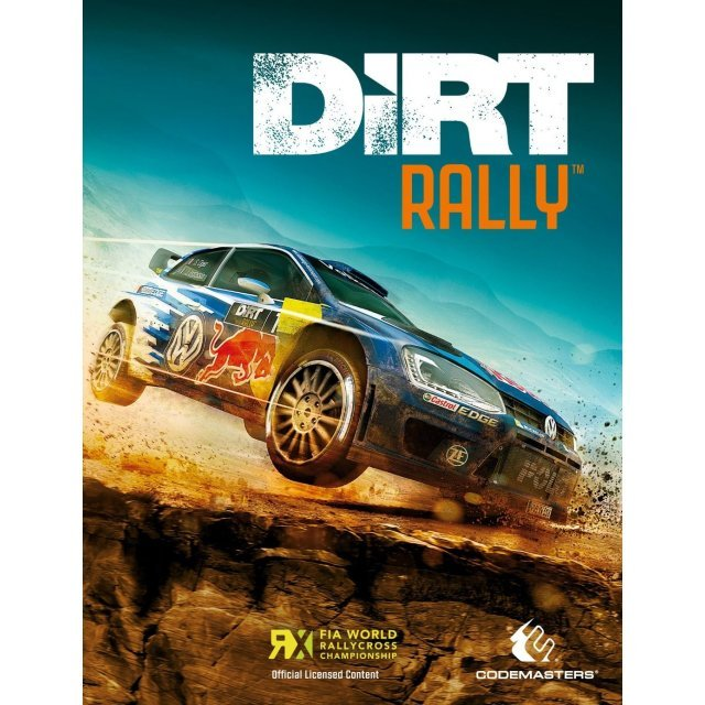 Dirt Rally (English)