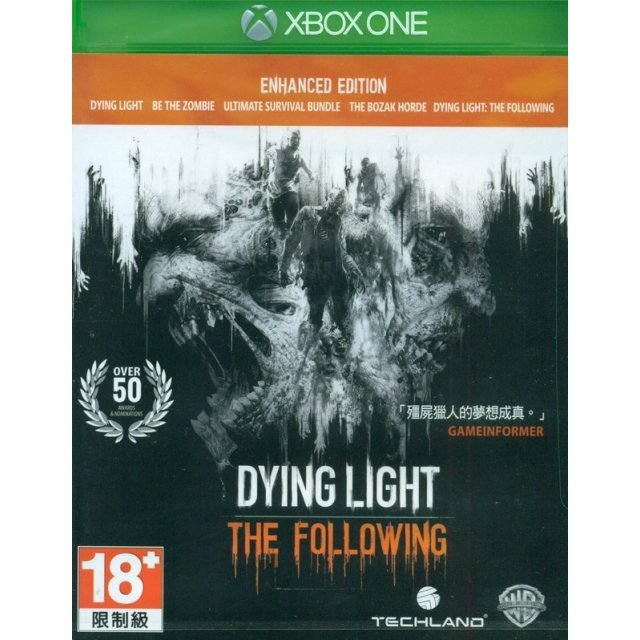 Dying Light: The Following Enhanced Edition (English)