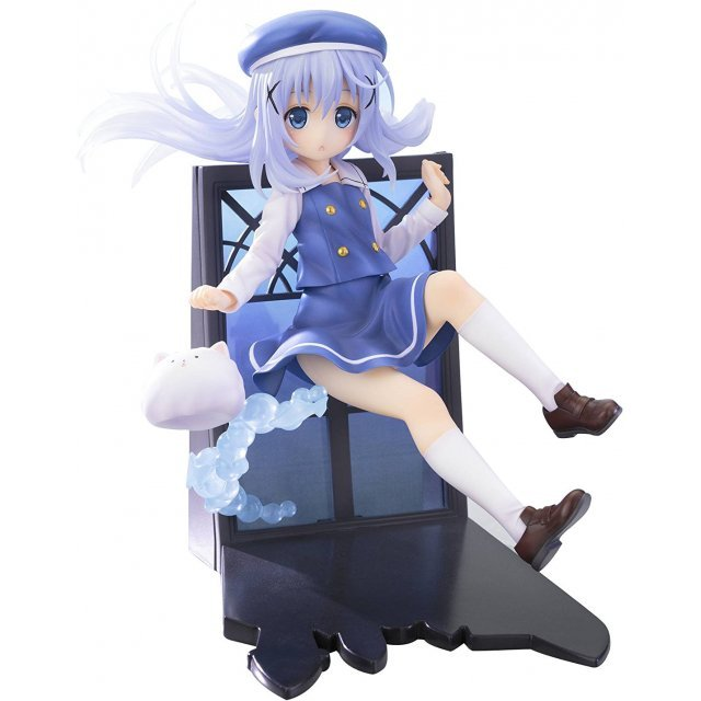 Gochuumon wa Usagi Desu ka?? 1/8 Scale Pre-Painted Figure: Chino