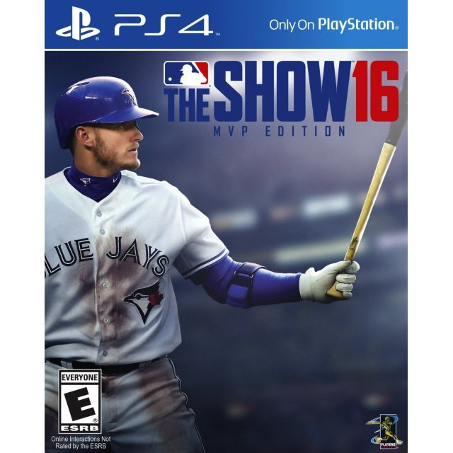 MLB The Show 16 (MVP Edition)