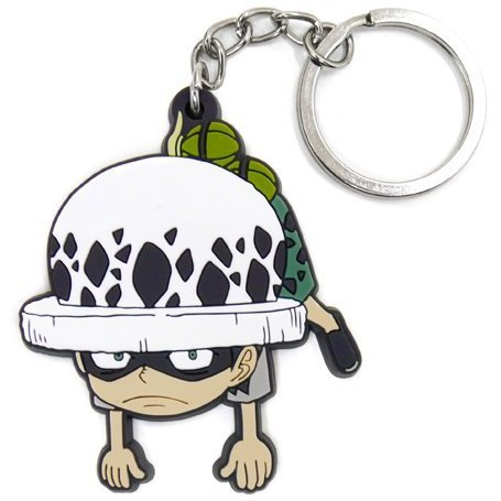 One Piece Tsumamare Keychain: Law Childhood Ver.