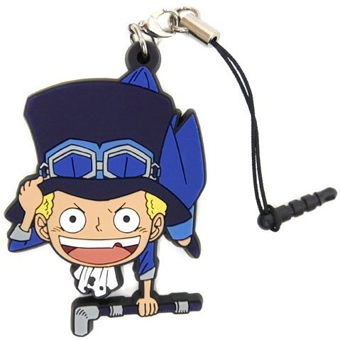 One Piece Tsumamare Strap: Sabo Childhood Ver.