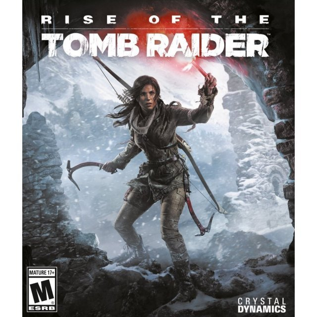 Rise of the Tomb Raider (English)